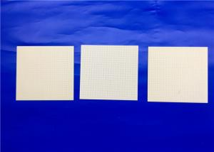 China High Heat Insulation Porous Ceramic Sheet for Semiconductor 94 * 94 * 1.5 mm on sale