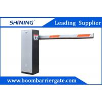 China 3s High Speed Security Boom Barrier Gate / Swing Arm GateWith Pressure Sensor on sale