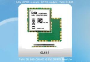 China Telit GL865-QUAD GPS GSM GPRS Module on sale
