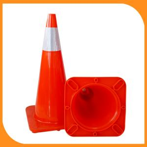 China 28inches High Quality   PVC Traffic Cone on sale
