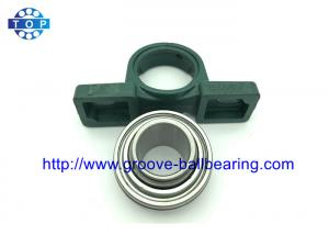 Quality UCP207-21 High Speed Pillow Block Ball Bearing Thermoplastic Chrome Steel for sale