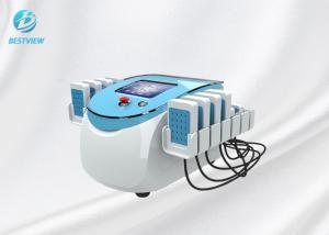 China Salon Cavitation Slimming Equipment Non Surgical Lipo Machine For Fat Reduction on sale