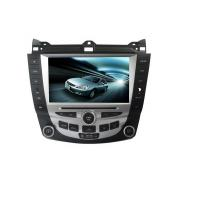 Special CAR DVD PLAYER Auto Radio WINCE 6.0 car DVD GPS for HONDA ACCORD 07 Support 1080P SWC BT RADIO IPOD TV