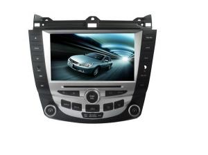 China DVD de radio auto GPS del coche del RESPINGO 6,0 del REPRODUCTOR DE DVD especial del COCHE para la RADIO IPOD TV de la ayuda 1080P SWC BT de HONDA ACCORD 07 on sale
