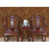 China Wooden Pvc 3d Home Wallpaper For Restaurant , 3d Interior Wallpaper on sale