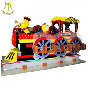 China Hansel top quality portable oil printing machine large carousel rides on sale