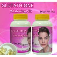 100% Natural Nutraceuticals Glutathione Collagen Whitening Bleaching Capsules