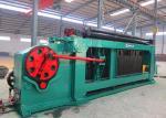 Automatic 60x80 Wire Netting Machine , Hexagonal Wire Mesh Machine