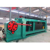 China Automatic 60x80 Wire Netting Machine , Hexagonal Wire Mesh Machine on sale