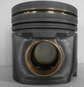 China Aluminum Forged Diesel Engine Piston 375PS 6L C4987914 Steel Material Durable on sale