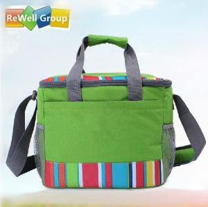China Clear Natural Green Radio Cooler Bag Insulation Refrigeration Package on sale