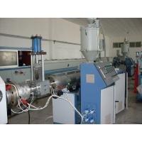PE , PPR , PB Plastic Extrusion Machinery SJ-45 / SJ-65