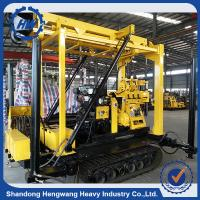 China Strong power low price water well drilling machine/deep depth water well drilling rig for sale on sale