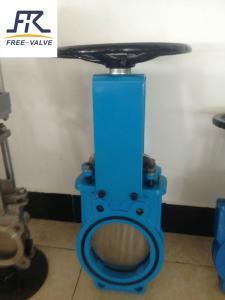 China Bi-directional knife gate valve on sale