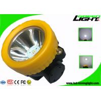 GLT-2 191g Lightweight Water-proof Underground Cordless Mining Lights With 1000 Battery Cycles