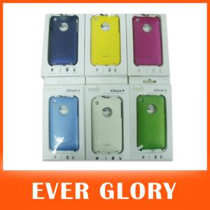 China 2012 Customized Brand New Multicolors IPhone Protective Cases for Iphone 3G / 3S on sale