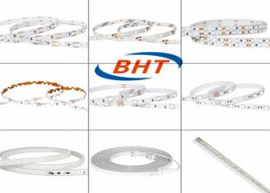 China 2812b 5050 led digital strip, 60 pixel led strip ws2812 rgb with DC12V 24V strip light on sale