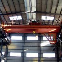 QD Type heavy load overhead crane pallets lifting Casting crane