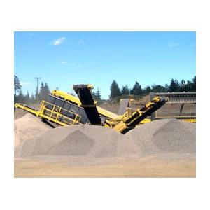 China Mobile iron ore crusher on sale