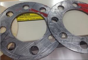 China máquina del cortador de la tabla del corte del CNC de la producción de la junta del no-amianto on sale