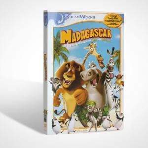 China wholesale disney Madagascar dvd,movie supplier wholesaler on sale
