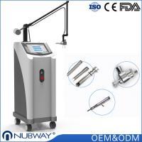 NUBWAY promotion scar wrinkles removal skin resurfacing fractional co2 laser equipment