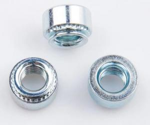 China Pressure Riveting Nut M10 High Quality Different Sizes Galvanized Round on sale