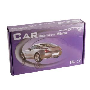 China Rearview Mirror With 3.5 Tft And Camera fm Frequency Transmitter Car Electronics Products on sale