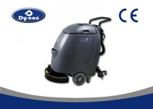China Dycon FS17F Manual walkbehind  Big openning Blue Floor Scrubber Dryer MachineBlue on sale