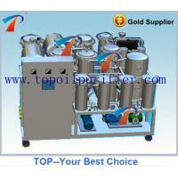 Automatic black engine oil distillation machinery,fast dewater,degas,restoring viscosity,no any chemical,get base oil
