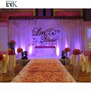 China concert pipe canvas wedding decoration decoration for wedding tent high quality wedding decoration on sale