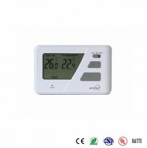 China 7 Day Programmable Heating and Cooling Digital Temperature Controller Room Thermostat on sale