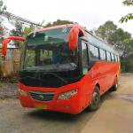 44 Seats Used Yutong ZK6102D Bus Used Coach Bus 2014 Year Front engine Steering LHD Diesel engines