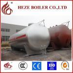 China Manufacturer Low Price 15000Liters LPG Storage Tank for Nigeria
