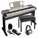 China Yamaha YPG-535 Portable Grand Keyboard COMPLETE HOME BUNDLE wholesale