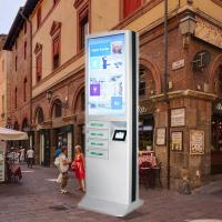 Outdoor Locker Cell Phone Charging Stations Public Cell Phone Charging Kiosk For Airport