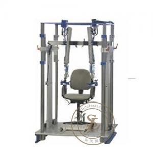 China Professional Furniture Testing Machine Chair Armrest Testing Equipment BIFMA 5.1 on sale