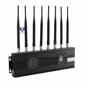 China Full Bands All in One Cell Phone Signal Jammer Blocking GPS WiFi RF Wireless signal Jammer on sale