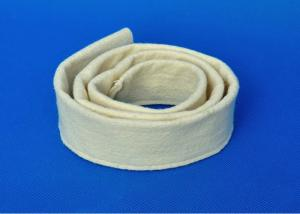 China 2.0mm Off White Nomex Spacer Sleeve For Aluminium Extrusion Aging Oven on sale
