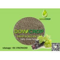 DOWCROP 100% WATER SOLUBLE HIGH QUANLITY TRACE ELEMENT AMINO ACID CHELATED CALCIUM  GRANULAR WATER SOLUBLE FERTILIZER