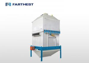 China Aqua Shrimp Fish Poultry Feed Mill Machine Feed Stabilizer Cooler Saving Space on sale