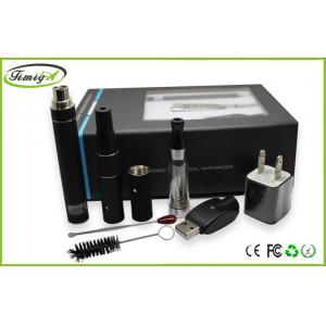 China Huge Vapor Ago G5 3 In 1 Dry Herb Vaporizer With 650mah LCD battery By Free OEM on sale