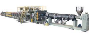 China Cadena de producción compuesta de aluminio del panel on sale