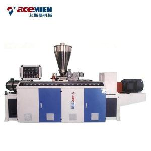 China PVC ASA Plastic Roof Tile Making Machine Production Line ABB Frequency Controller on sale