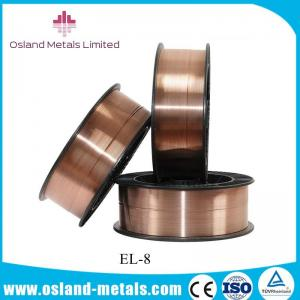 China Factory Supply Submerged Arc Welding wire AWS EL8 EM12 EH14 on sale