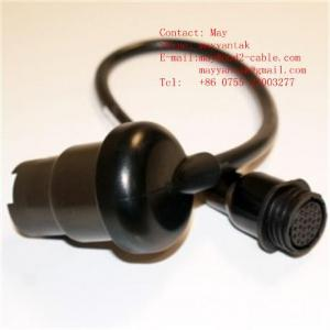 China Texa 38 Pin Iveco OBD Cable 3151/T03A on sale