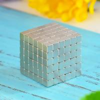 Kellin Neodymium  Magnetic Cube 216 Pcs 5mm Magnetic Block Building Square Buck Ball Educational Toys for Kids