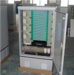 Cabinet de connexion de croix de câble à fibres optiques de SMC