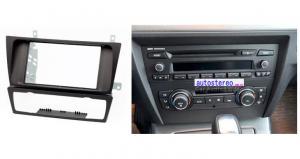 China Radio Fascia for BMW 3 Series E90 91 E92 E93 Facia Installa Kit supplier