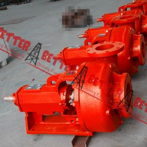 BETTER Mission Magnum 6x5x14 Centrifugal Slurry Pumps Complete w